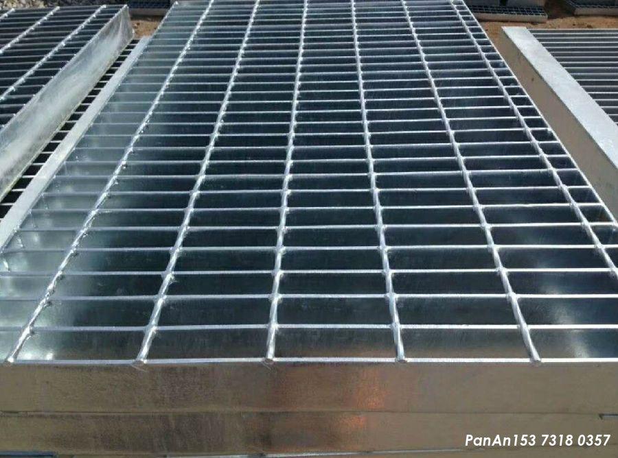 烟台热镀锌钢格栅板图片