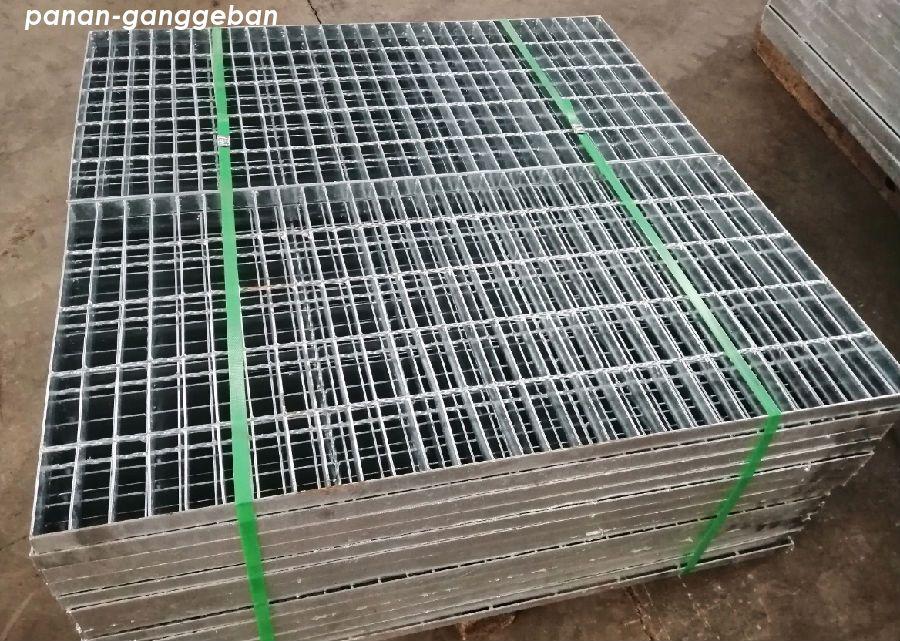 镀锌格栅板板